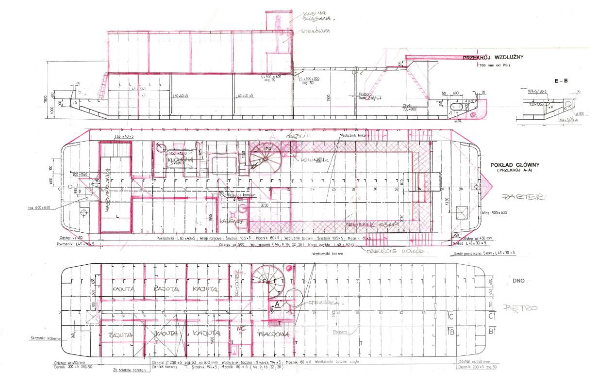 Plan przebudowy