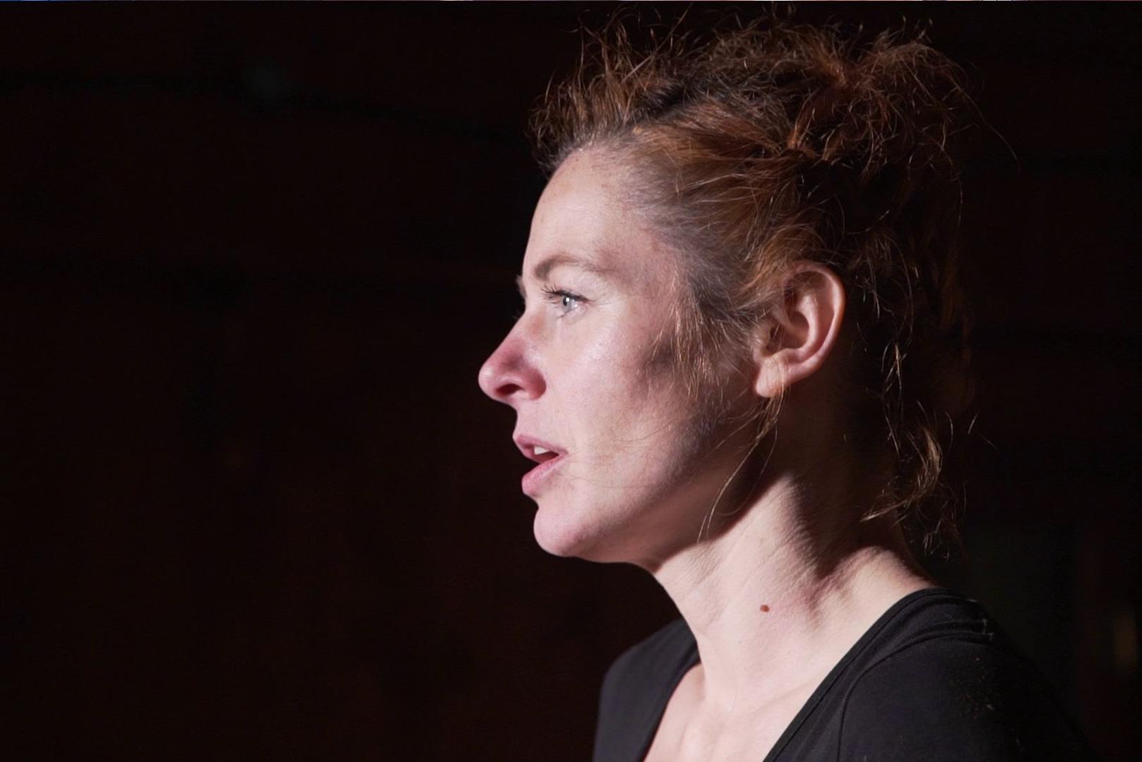 """Monodramat """"Słodka"""" - Marta Pohrebna, reż. Małgorzata Paszkier - Wojcieszonek"""