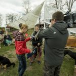Piknik na falach Odry - Statek Kultury // fot. Piotr Wręga