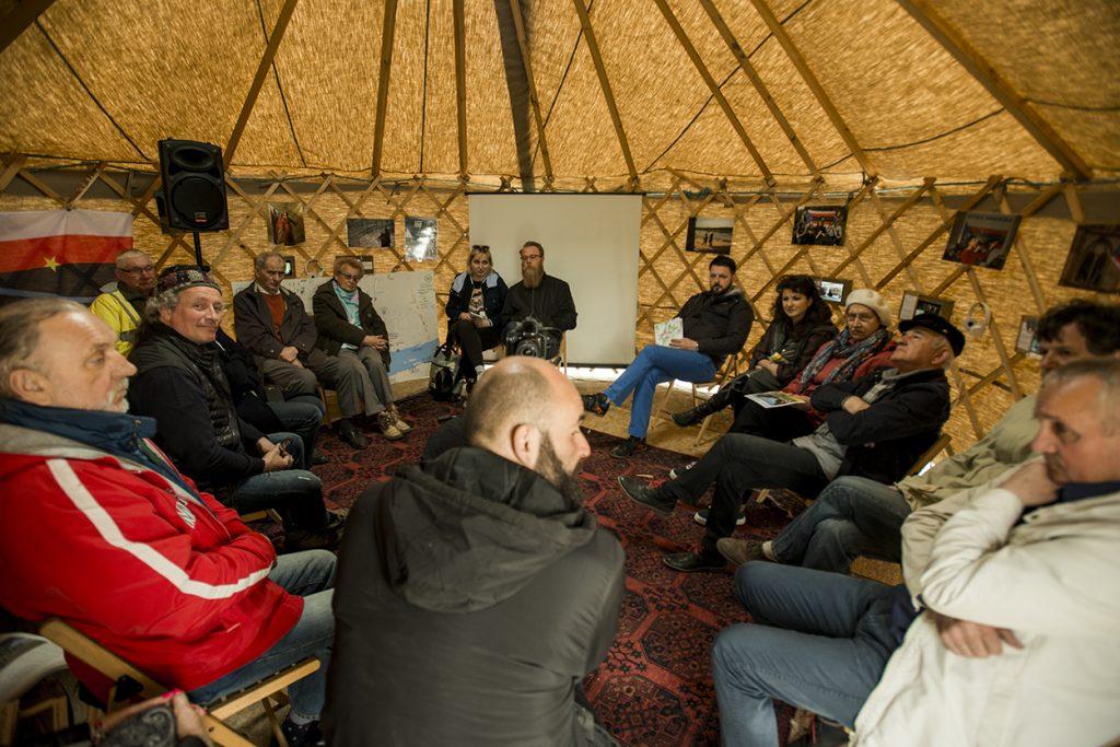 Spotkanie podróżnicze z Damianem Nowickim – Ameryka Południowa w kilku historiach // fot. Piotr Wręga