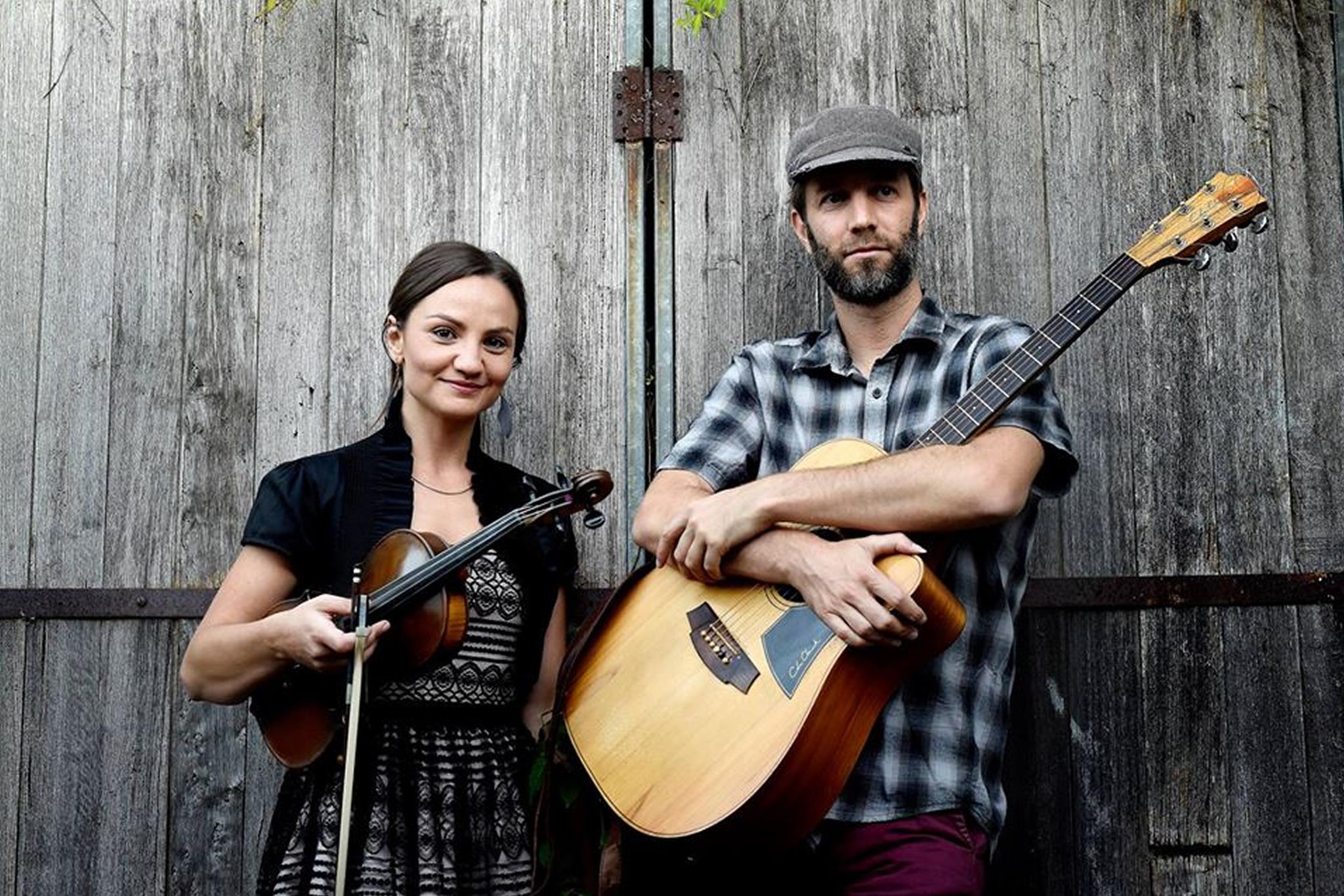 Tim McMillan & Rachel Snow (Australia)