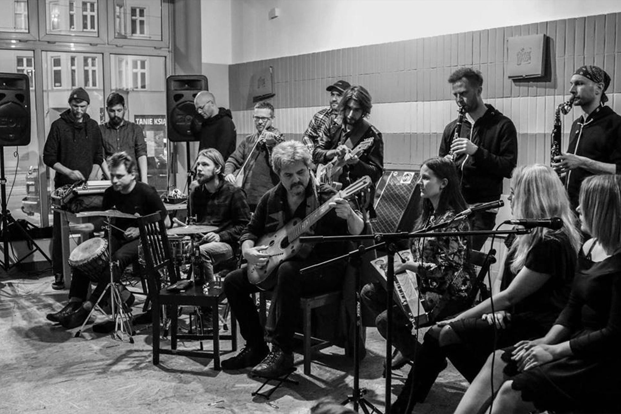 Poznańska Orkiestra Improwizowana. ImproPlener / KOimpro!