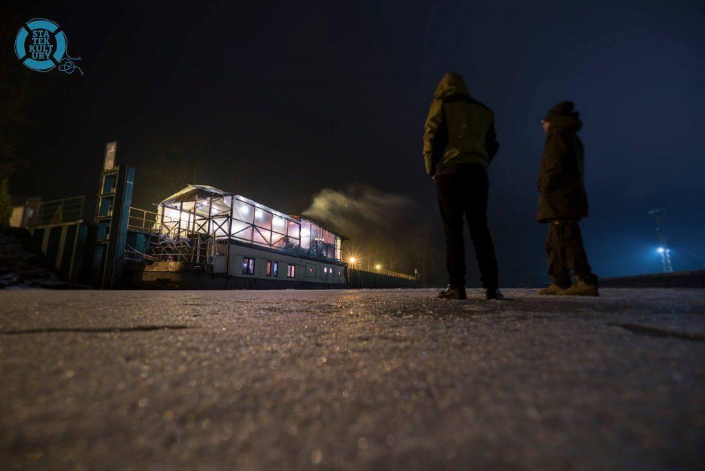 Statek Kultury - Zima 2016 - Cigacice, Odra