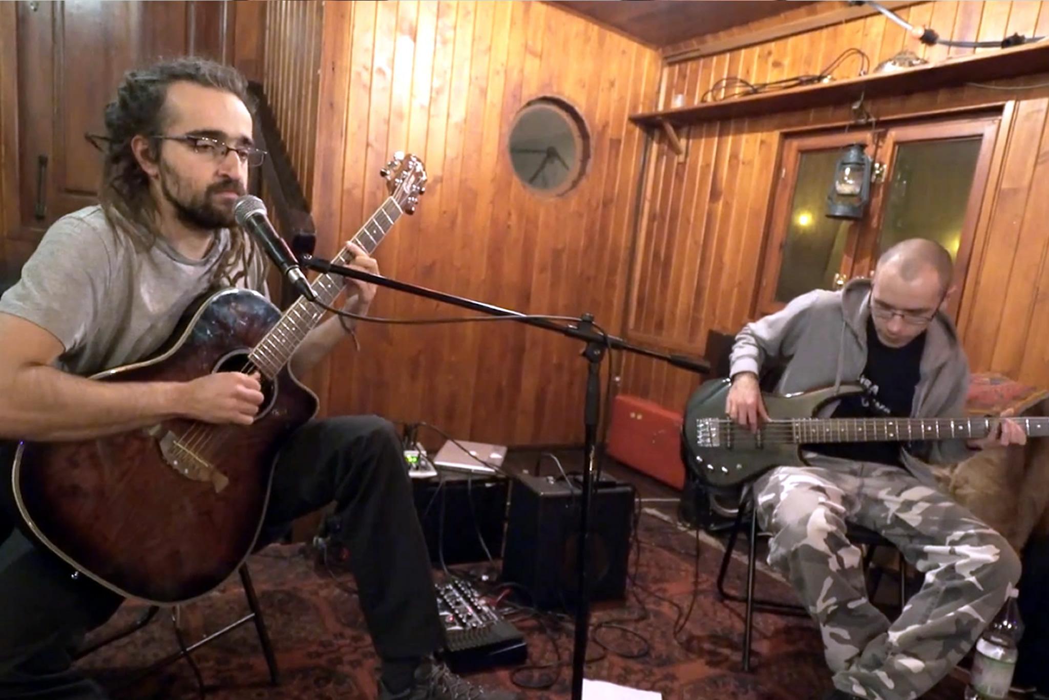 Koncert Adama Modzelana & Rafała Polaka